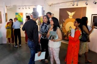 Art Exhibition Faces and Portraits 2017 (21)