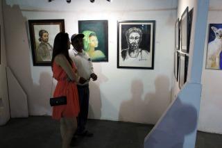 Art Exhibition Faces and Portraits 2017 (3)