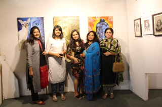 Art Exhibition Faces and Portraits 2017 (31)