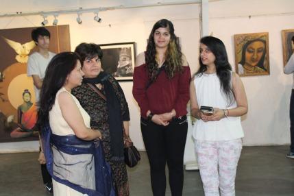 Art Exhibition Faces and Portraits 2017 (35)