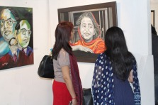 Art Exhibition Faces and Portraits 2017 (36)
