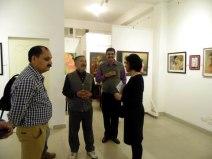 Contemporary Portrait Art Exhibition 2015 (12)
