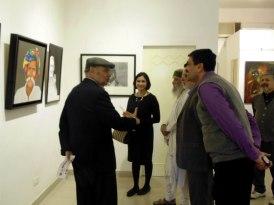 Contemporary Portrait Art Exhibition 2015 (14)