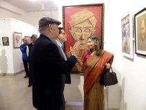 Contemporary Portrait Art Exhibition 2015 (17)