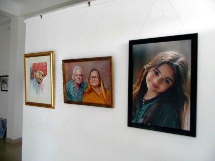 Contemporary Portrait Art Exhibition 2015 (19)