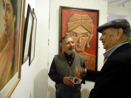 Contemporary Portrait Art Exhibition 2015 (22)