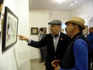 Contemporary Portrait Art Exhibition 2015 (23)