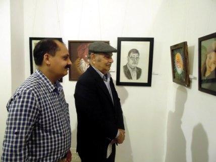 Contemporary Portrait Art Exhibition 2015 (24)