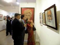 Contemporary Portrait Art Exhibition 2015 (25)