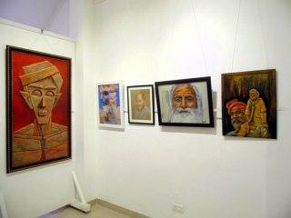 Contemporary Portrait Art Exhibition 2015 (26)