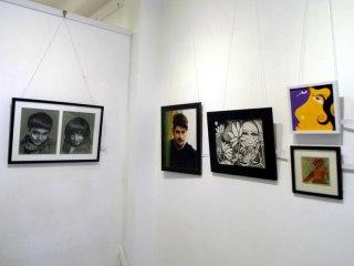 Contemporary Portrait Art Exhibition 2015 (31)