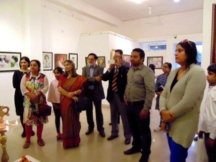Contemporary Portrait Art Exhibition 2015 (34)