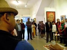 Contemporary Portrait Art Exhibition 2015 (36)