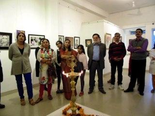 Contemporary Portrait Art Exhibition 2015 (37)