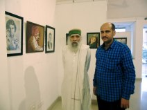 Contemporary Portrait Art Exhibition 2015 (39)