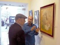 Contemporary Portrait Art Exhibition 2015 (40)