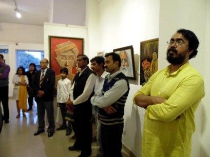 Contemporary Portrait Art Exhibition 2015 (53)