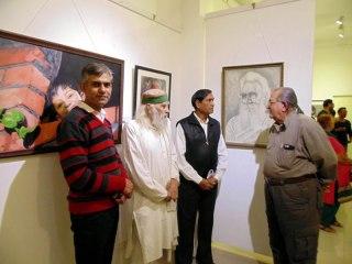Contemporary Portrait Art Exhibition 2015 (59)