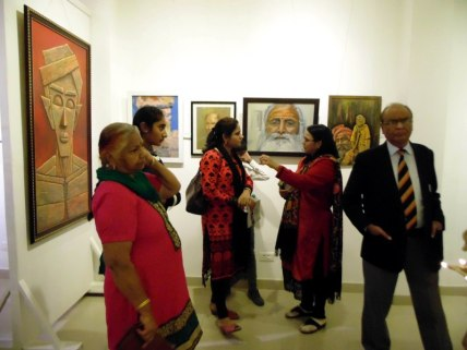 Contemporary Portrait Art Exhibition 2015 (60)