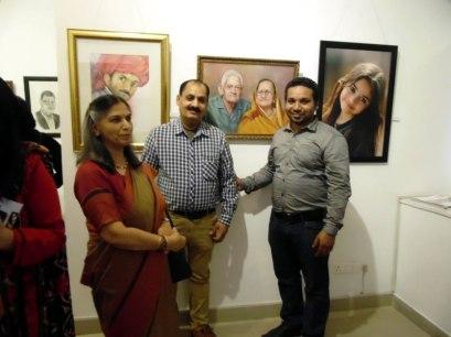 Contemporary Portrait Art Exhibition 2015 (63)