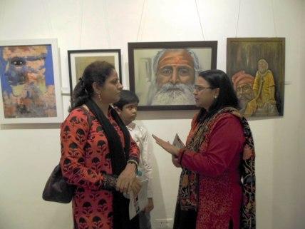 Contemporary Portrait Art Exhibition 2015 (66)