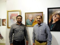 Contemporary Portrait Art Exhibition 2015 (68)
