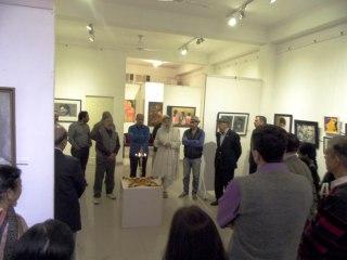 Contemporary Portrait Art Exhibition 2015 (70)