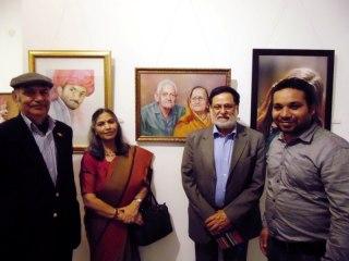 Contemporary Portrait Art Exhibition 2015 (75)