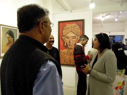 Contemporary Portrait Art Exhibition 2015 (77)