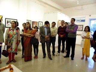 Contemporary Portrait Art Exhibition 2015 (81)