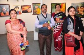 Creative Portrait Art Exhibition 2016 (20)