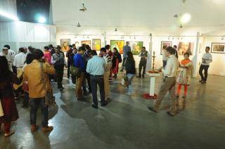 Creative Portrait Art Exhibition 2016 (29)