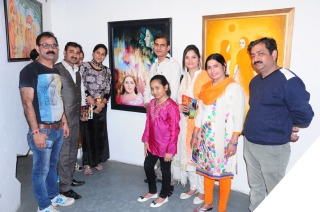Creative Portrait Art Exhibition 2016 (54)