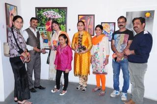Creative Portrait Art Exhibition 2016 (55)