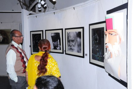 Creative Portrait Art Exhibition 2016 (78)