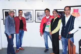 Creative Portrait Art Exhibition 2016 (82)