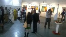 Creative Portrait Art Exhibition 2016 (83)