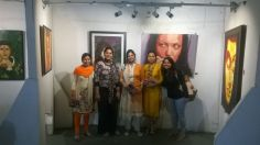 Creative Portrait Art Exhibition 2016 (90)